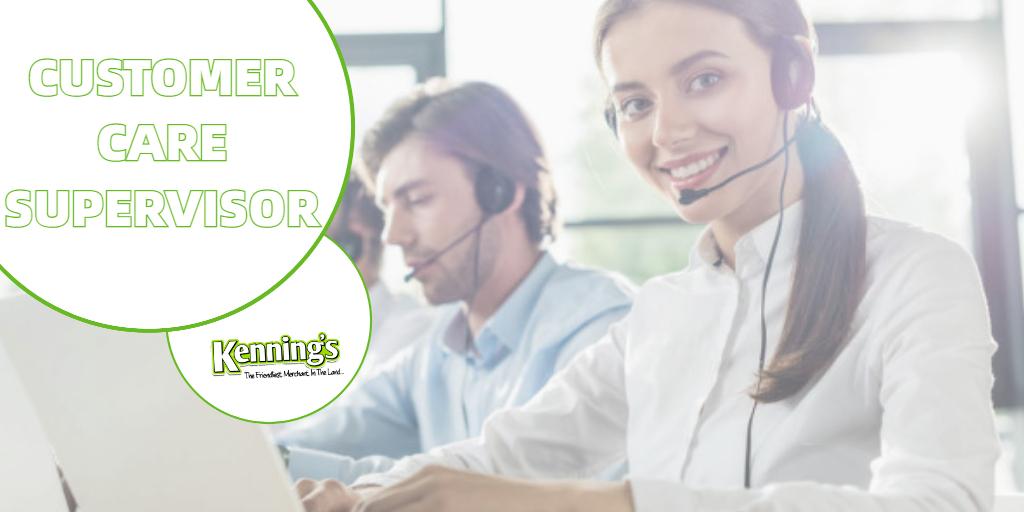 Customer sevices supervisor